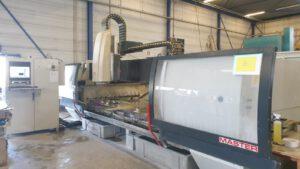 Lees meer over het artikel Demonstratie CNC-machine